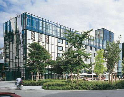 Architek tour tirol hotel 39 the penz 39 adolf pichler for Designhotel innsbruck